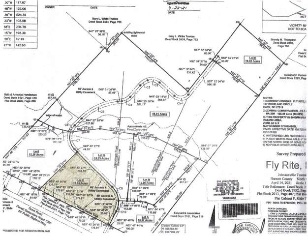 Tbd Susie Circle, Cameron, NC 28326 (MLS #207149) :: On Point Realty