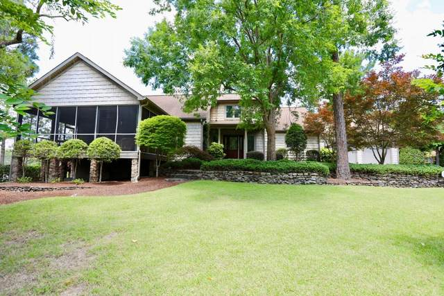 135 Lake Shore Drive, Pinehurst, NC 28374 (MLS #207182) :: Pines Sotheby's International Realty