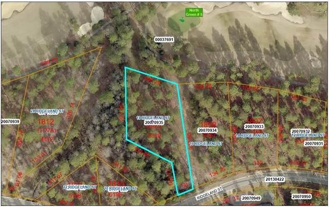 18 Ridgeland Street, Pinehurst, NC 28374 (MLS #207719) :: Towering Pines Real Estate