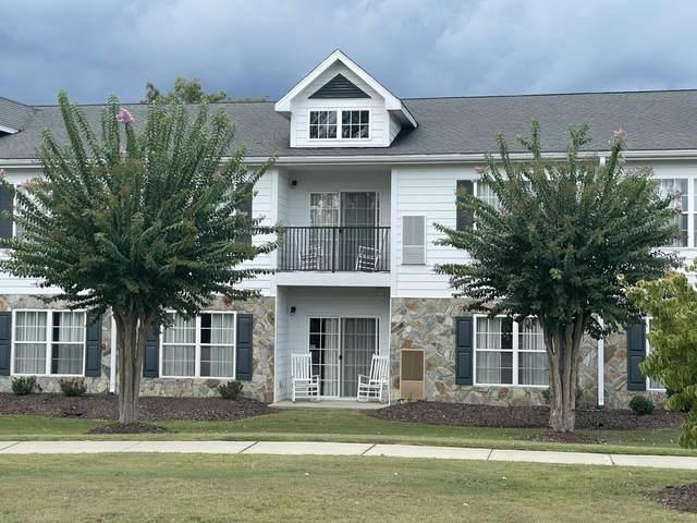 510 Little River Farm Boulevard 106B, Carthage, NC 28327 (MLS #207917) :: Towering Pines Real Estate