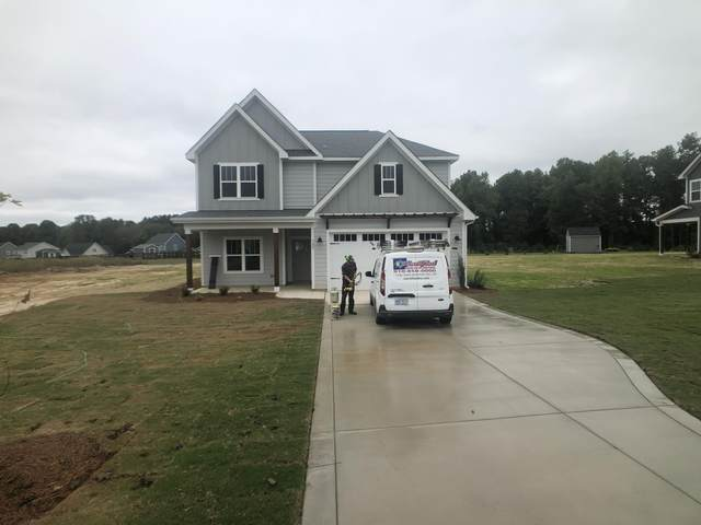 522 Abbey Road, Carthage, NC 28327 (MLS #207937) :: Pinnock Real Estate & Relocation Services, Inc.
