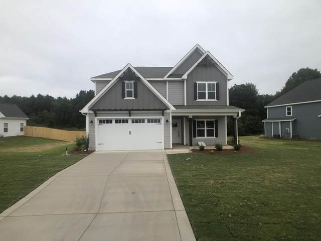 541 Abbey Road, Carthage, NC 28327 (MLS #207938) :: Pinnock Real Estate & Relocation Services, Inc.