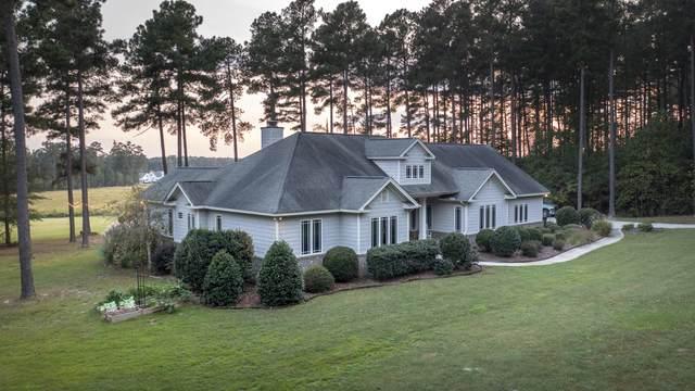 341 Bracken Hill Road, Cameron, NC 28326 (MLS #207999) :: Pinnock Real Estate & Relocation Services, Inc.