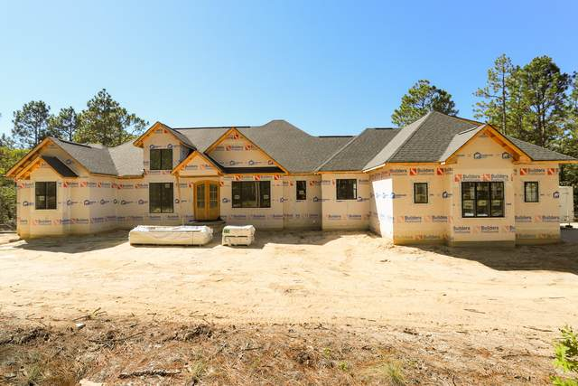 328 Longleaf Drive, West End, NC 27376 (MLS #208174) :: Pinnock Real Estate & Relocation Services, Inc.