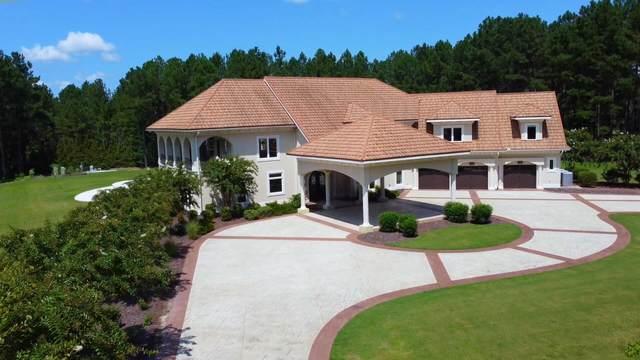 145 Meadows Lane, Aberdeen, NC 28315 (MLS #208185) :: Pines Sotheby's International Realty