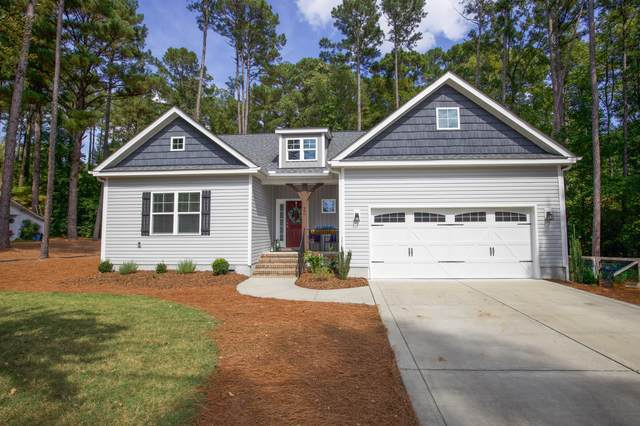 30 Lakeview Drive, Whispering Pines, NC 28327 (MLS #208186) :: Pinnock Real Estate & Relocation Services, Inc.