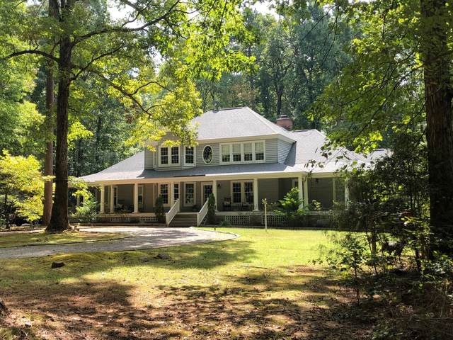 2943 Dowd Road, Carthage, NC 28327 (MLS #208334) :: Pines Sotheby's International Realty