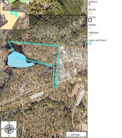 Tbd Foxfire Lot 10 Road, Aberdeen, NC 28315 (MLS #175640) :: Pinnock Real Estate & Relocation Services, Inc.