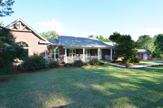 358 Yadkin Run Lane, Southern Pines, NC 28387 (MLS #182709) :: Pinnock Real Estate & Relocation Services, Inc.