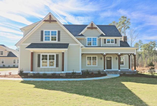 636 Herons Brook Drive, Whispering Pines, NC 28327 (MLS #183861) :: Weichert, Realtors - Town & Country