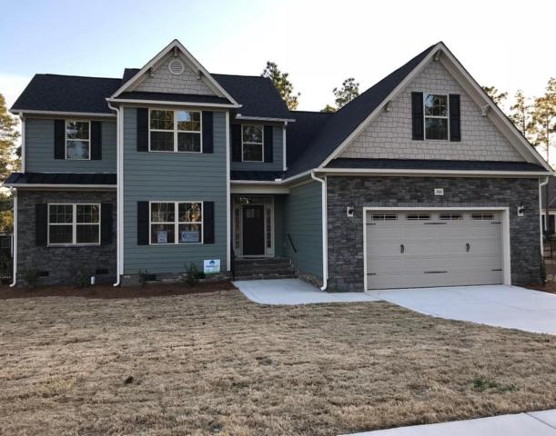 260 Cone Circle, Southern Pines, NC 28387 (MLS #184479) :: Weichert, Realtors - Town & Country