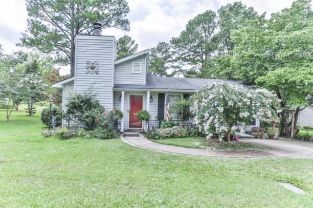 1502 Brookfield Road, Rockingham, NC 28379 (MLS #185366) :: Weichert, Realtors - Town & Country