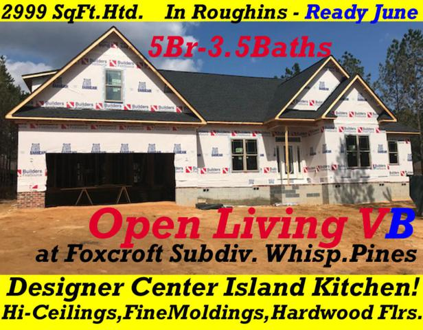 250 Foxcroft Road, Whispering Pines, NC 28327 (MLS #186404) :: Weichert, Realtors - Town & Country