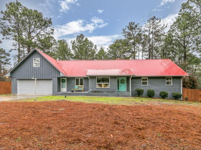 210 Haldane Drive, Southern Pines, NC 28387 (MLS #186734) :: Weichert, Realtors - Town & Country