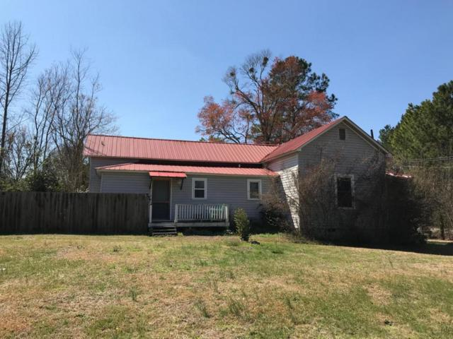 401 Front Street, Vass, NC 28394 (MLS #187047) :: Pinnock Real Estate & Relocation Services, Inc.