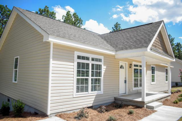 295 Pickett Circle, Vass, NC 28394 (MLS #187091) :: Weichert, Realtors - Town & Country