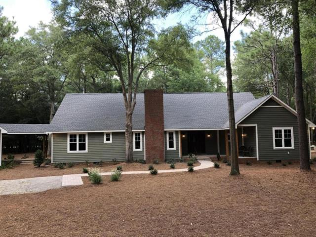 105 Gray Fox, Pinehurst, NC 28374 (MLS #189140) :: Weichert, Realtors - Town & Country