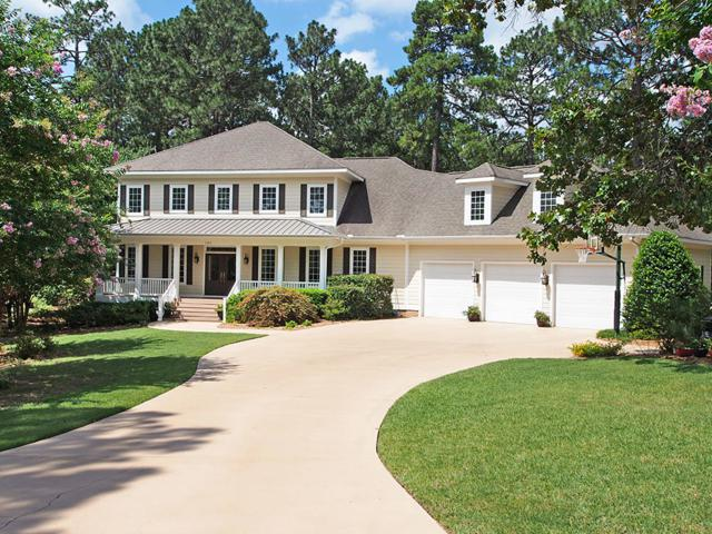 120 Woodenbridge Lane, Pinehurst, NC 28374 (MLS #189234) :: Pinnock Real Estate & Relocation Services, Inc.