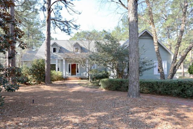 275 Moss Farm Lane, Southern Pines, NC 28387 (MLS #192565) :: Weichert, Realtors - Town & Country