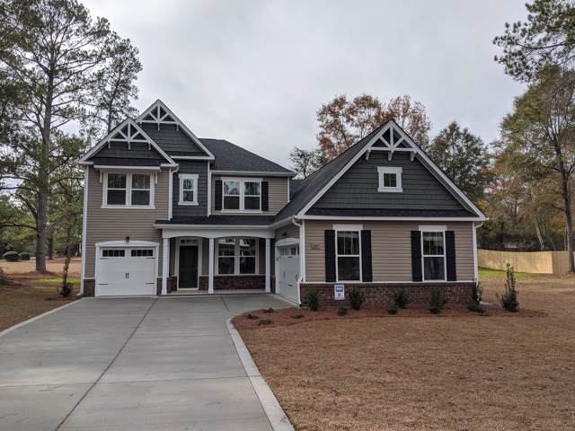 101 Carousel Street, West End, NC 27376 (MLS #195518) :: Pinnock Real Estate & Relocation Services, Inc.
