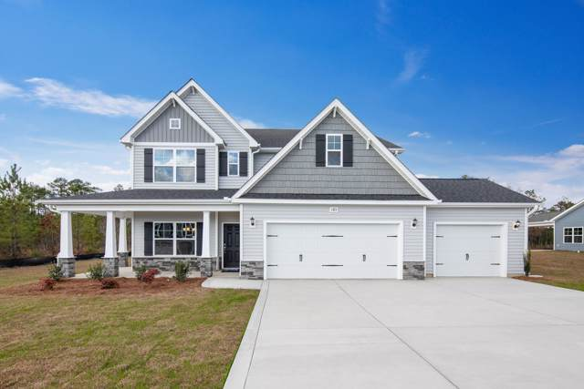 183 Enfield Drive, Carthage, NC 28327 (MLS #195779) :: Pinnock Real Estate & Relocation Services, Inc.
