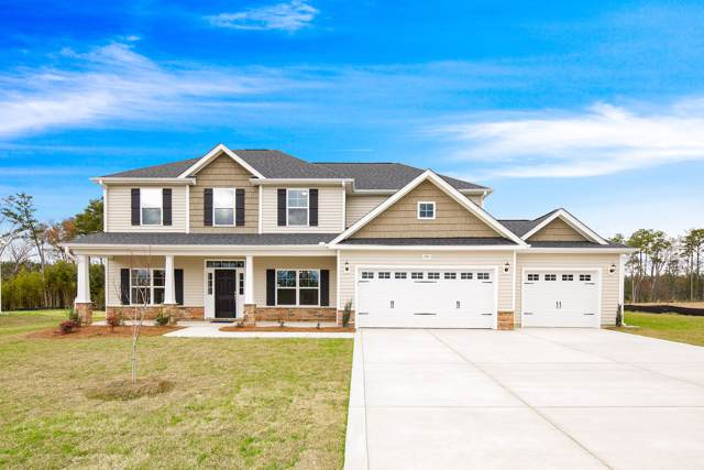 191 Enfield Drive, Carthage, NC 28327 (MLS #195782) :: Pinnock Real Estate & Relocation Services, Inc.