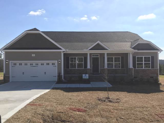 198 Enfield Drive, Carthage, NC 28327 (MLS #195783) :: Pinnock Real Estate & Relocation Services, Inc.