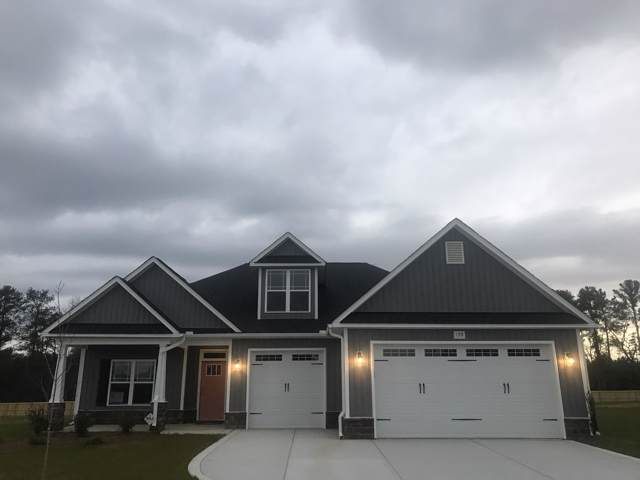 199 Enfield Drive, Carthage, NC 28327 (MLS #195784) :: Pinnock Real Estate & Relocation Services, Inc.