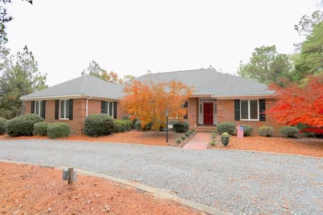 36 Woodland Circle, Jackson Springs, NC 27281 (MLS #196161) :: Pinnock Real Estate & Relocation Services, Inc.