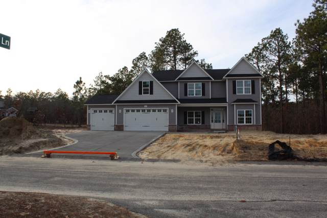 6 Eagle Drive, Jackson Springs, NC 27281 (MLS #196206) :: Pinnock Real Estate & Relocation Services, Inc.