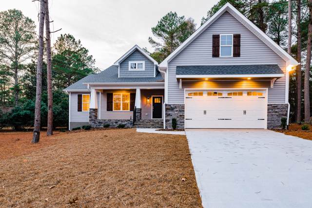 55 Cedar Wood Court, Pinehurst, NC 28374 (MLS #197426) :: Pinnock Real Estate & Relocation Services, Inc.