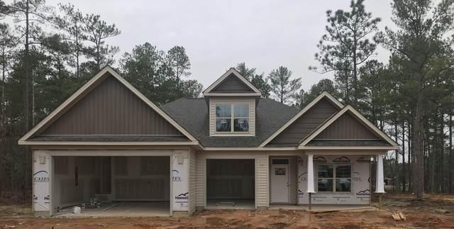 316 Pine Laurel Drive, Carthage, NC 28327 (MLS #198126) :: Pinnock Real Estate & Relocation Services, Inc.