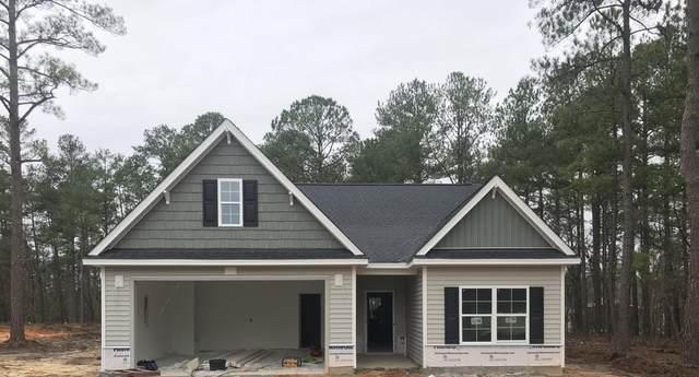 308 Pine Laurel Drive, Carthage, NC 28327 (MLS #198297) :: Pinnock Real Estate & Relocation Services, Inc.