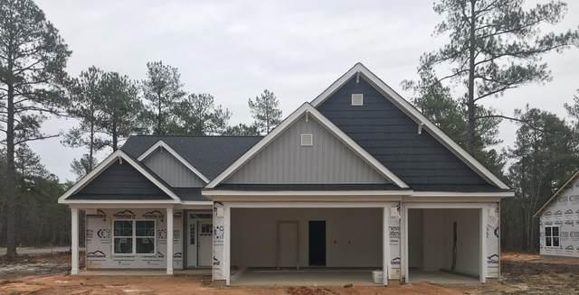311 Pine Laurel Drive, Carthage, NC 28327 (MLS #198298) :: Pinnock Real Estate & Relocation Services, Inc.