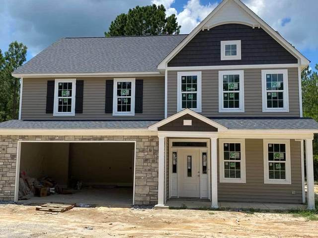 716 Winds Way, Aberdeen, NC 28315 (MLS #199422) :: Pinnock Real Estate & Relocation Services, Inc.