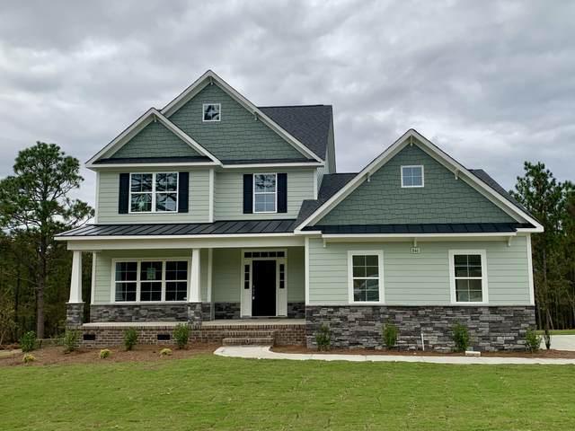 846 Winston Pines Drive, Pinehurst, NC 28374 (MLS #199986) :: Pinnock Real Estate & Relocation Services, Inc.
