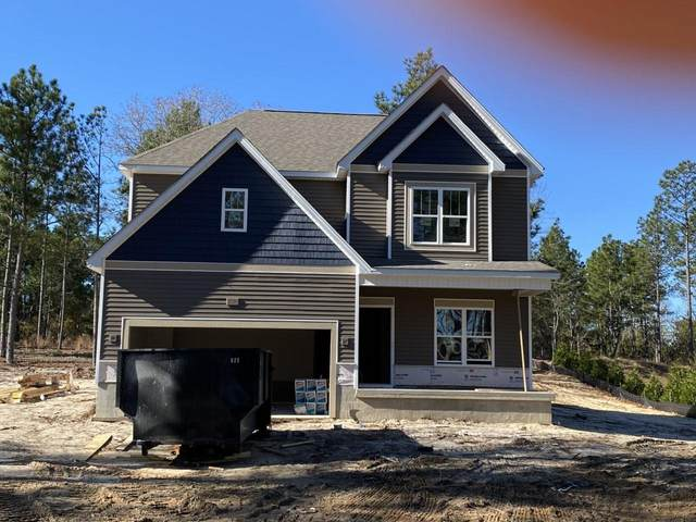 489 Gretchen Road, West End, NC 27376 (MLS #200332) :: Pines Sotheby's International Realty