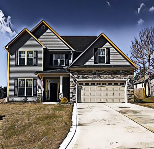 1253 Yellowwood Drive, Aberdeen, NC 28315 (MLS #201035) :: Pines Sotheby's International Realty
