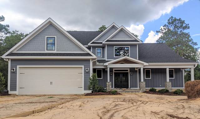 36 Banning Drive, Whispering Pines, NC 28327 (MLS #201059) :: Pinnock Real Estate & Relocation Services, Inc.