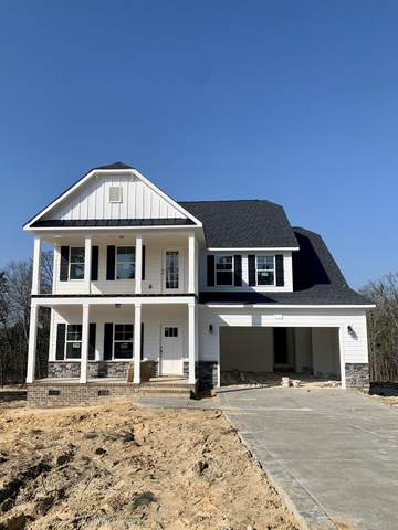 854 Winston Pines Drive, Aberdeen, NC 28315 (MLS #201337) :: Pines Sotheby's International Realty