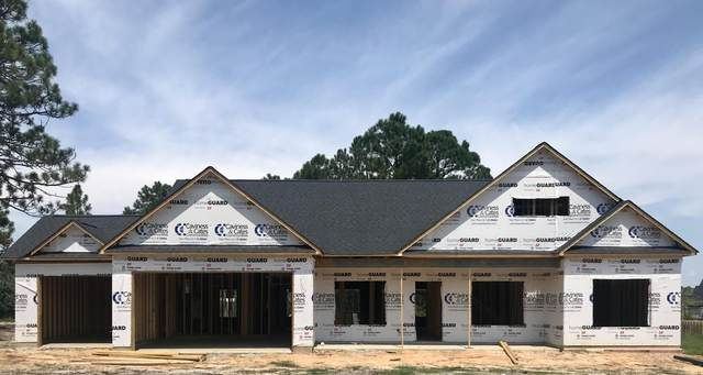 618 Planters Row, Whispering Pines, NC 28327 (MLS #201340) :: Pinnock Real Estate & Relocation Services, Inc.