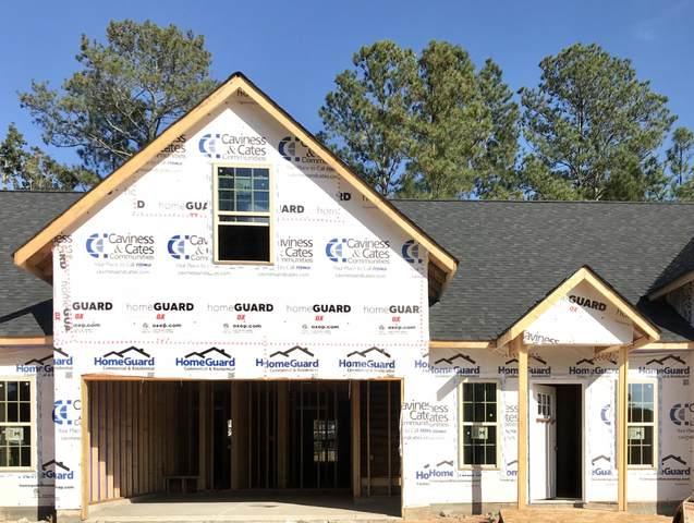 123 Lark Drive, Pinehurst, NC 28374 (MLS #201412) :: Pines Sotheby's International Realty