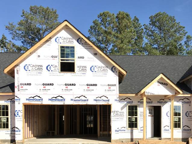 125 Lark Drive, Pinehurst, NC 28374 (MLS #201413) :: Pines Sotheby's International Realty