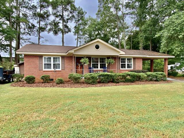 121 W Page Street, Ellerbe, NC 28338 (MLS #201468) :: Pinnock Real Estate & Relocation Services, Inc.