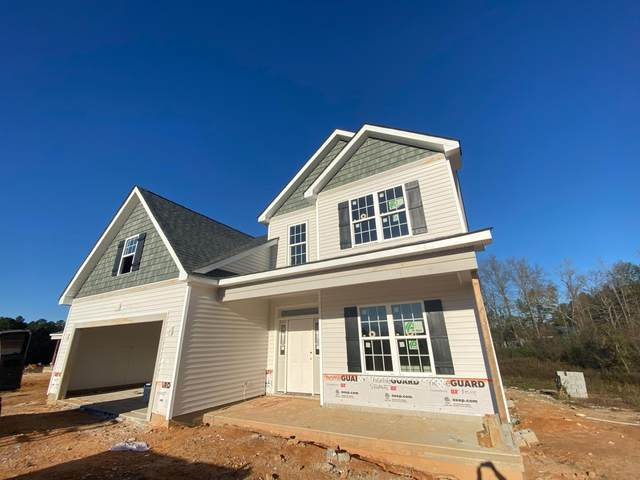 212 Forester Drive, Vass, NC 28394 (MLS #201585) :: On Point Realty