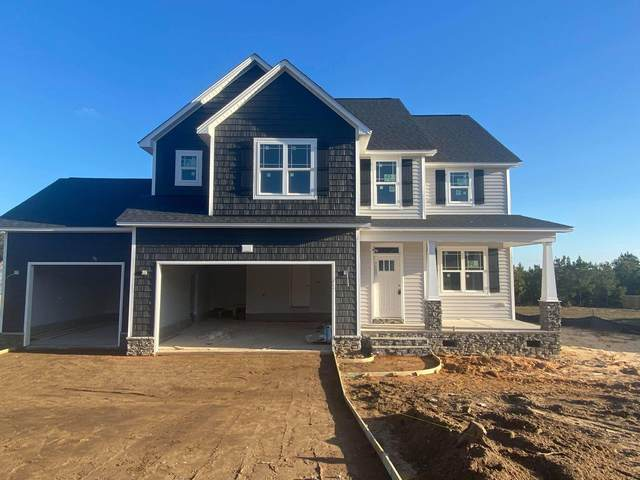 188 Enfield Drive, Carthage, NC 28327 (MLS #201622) :: Pinnock Real Estate & Relocation Services, Inc.