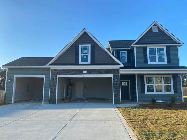 195 Enfield Drive, Carthage, NC 28327 (MLS #201623) :: Pinnock Real Estate & Relocation Services, Inc.