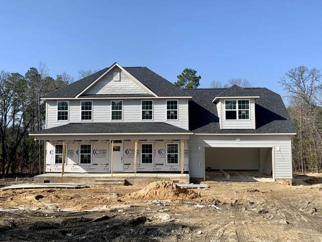 858 Winston Pines Drive, Aberdeen, NC 28315 (MLS #201933) :: Pines Sotheby's International Realty