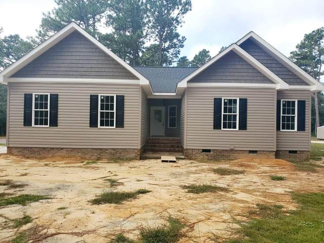 306 Maple Ave, Hamlet, NC 28345 (MLS #202059) :: Pinnock Real Estate & Relocation Services, Inc.