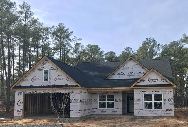 320 Pine Laurel Drive, Carthage, NC 28327 (MLS #202594) :: Pinnock Real Estate & Relocation Services, Inc.